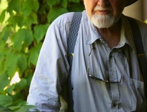 R.I.P. Bill Mollison, Genius,  Founder of Permaculture