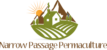 Narrow Passage Permaculture Logo
